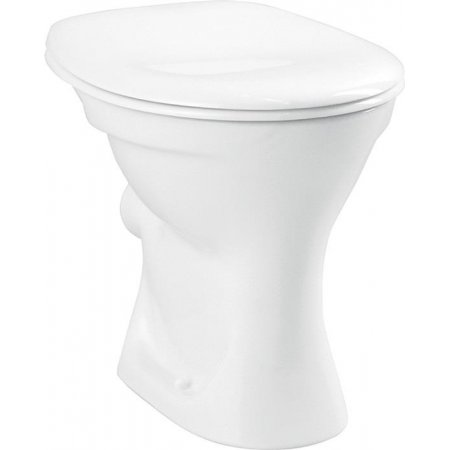 Vitra Norm Stand WC flach waagerecht weiss Alpin...