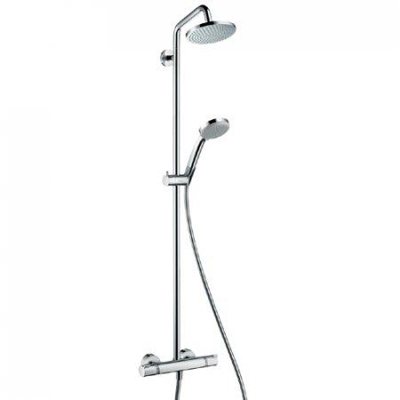 Hansgrohe Showerpipe Croma 160 27135000 Preis Test Gunstig Kaufen Son